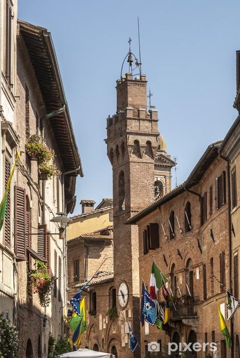 Naklejka Pixerstick Buonconvento (Siena, Toskania) - Europa