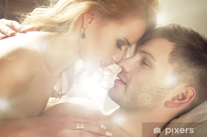 Excellent idea sexy couple kissing against a wall speaking, opinion