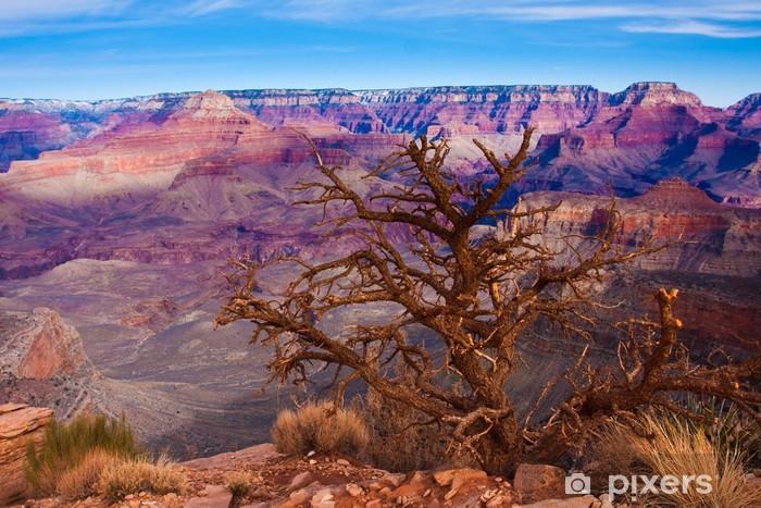 Adesivo Il Parco Nazionale del famoso Grand Canyon ...