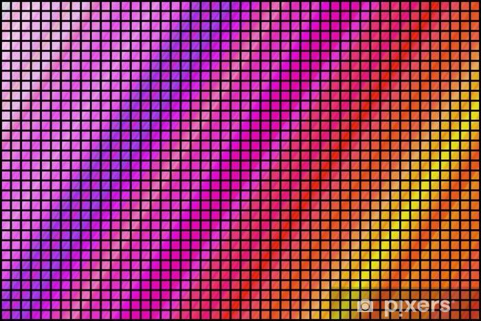 4ba191b1c40f Carta da Parati Sfondo a quadretti colorati • Pixers® - Viviamo per ...