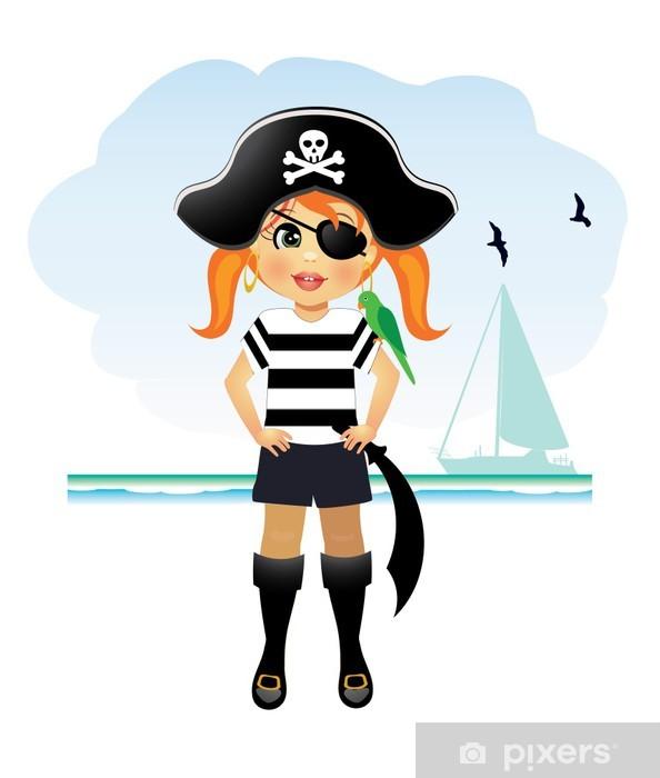 Пиратки мультяшные картинки