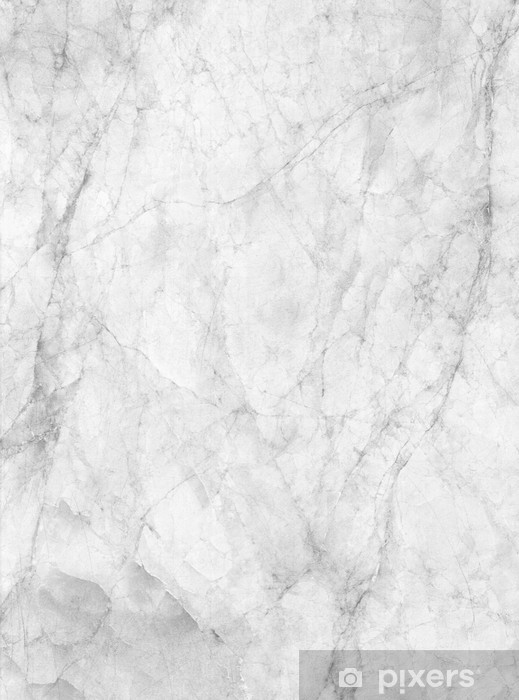 White soft marble texture Vinyl Wall Mural - iStaging
