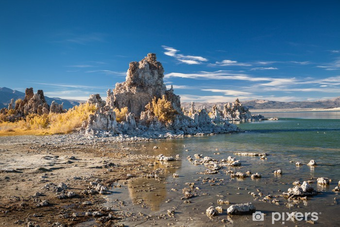 Naklejka Pixerstick Mono Lake, USA - Ameryka