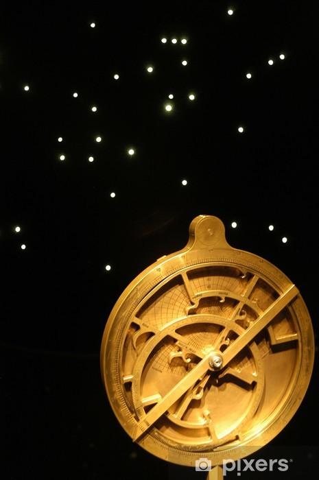 Fototapeta winylowa Astrolabium-03 - Przestrzeń kosmiczna