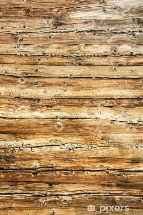Fototapeta winylowa Textura wieku drzewna - Tematy