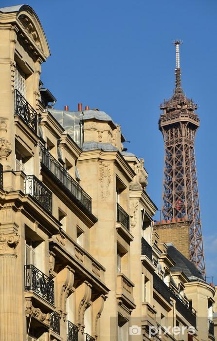 Nálepka Pixerstick Pařížský real estate - Těžký průmysl