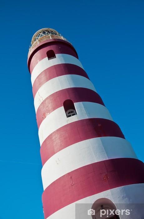Vinyl-Fototapete Hope Town Leuchtturm - Amerika