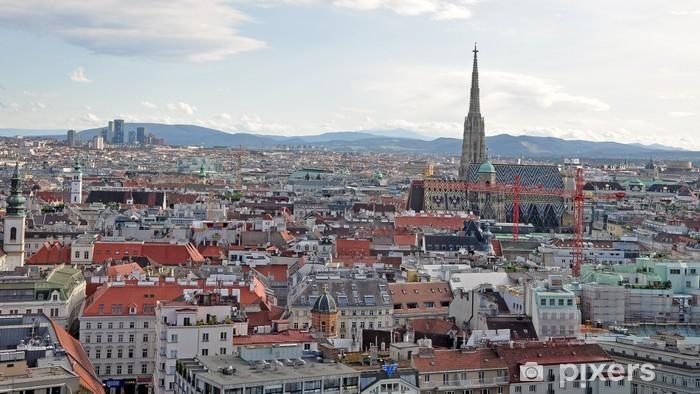 Fototapeta winylowa Wiedeń - Miasta europejskie