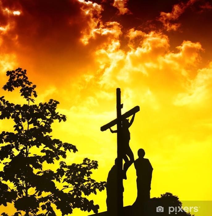 Fototapeta winylowa Jezus Chrystus - Tematy