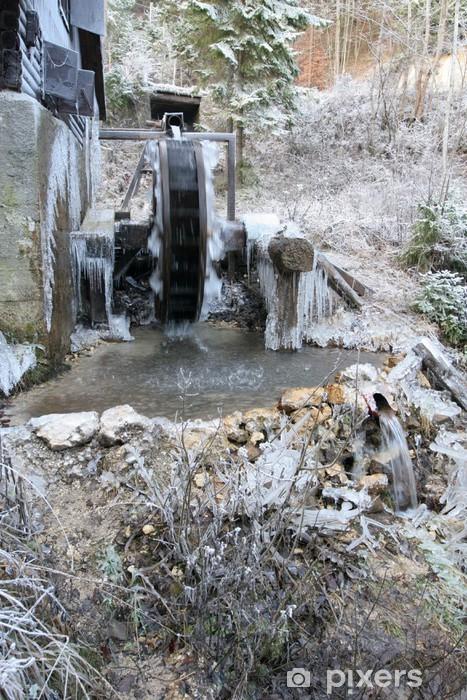 Fotomural Estándar Water mill - Monumentos