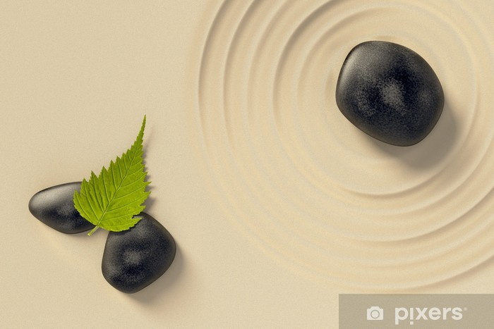 Fototapeta winylowa Zen Tło - Tła