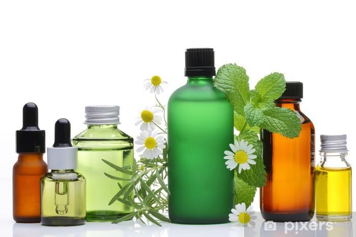 Pixerstick Aufkleber Ätherische Öle - Beauty und Körperpflege