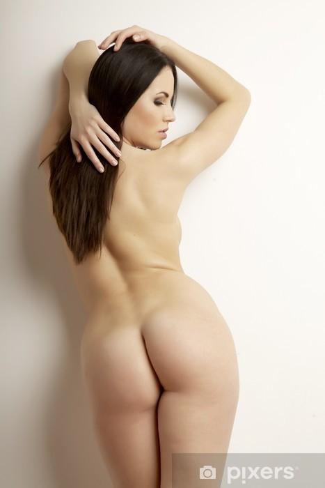 Fotomural Estándar La sensualidad adulta hermosa mujer desnuda - Temas