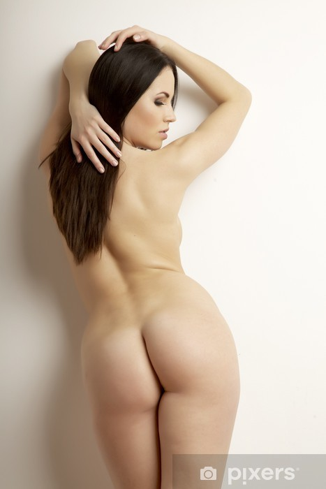 Vinilo Pixerstick La sensualidad adulta hermosa mujer desnuda - Temas