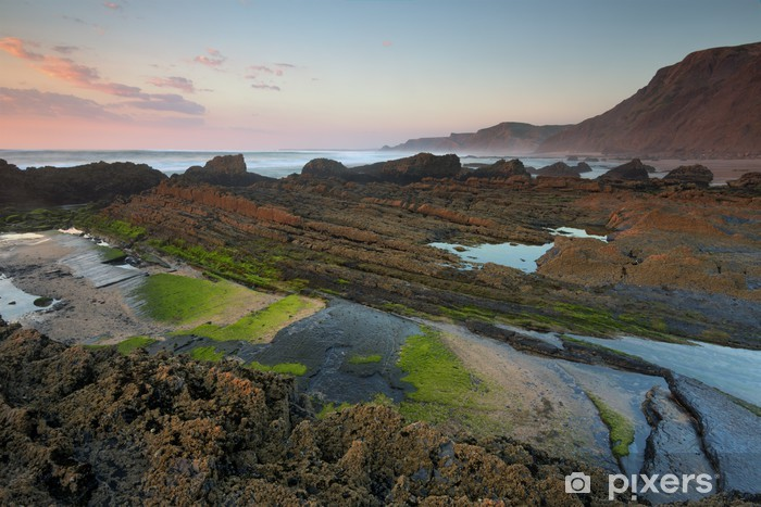 Fototapeta winylowa Wybrzeży Portugalii - Europa