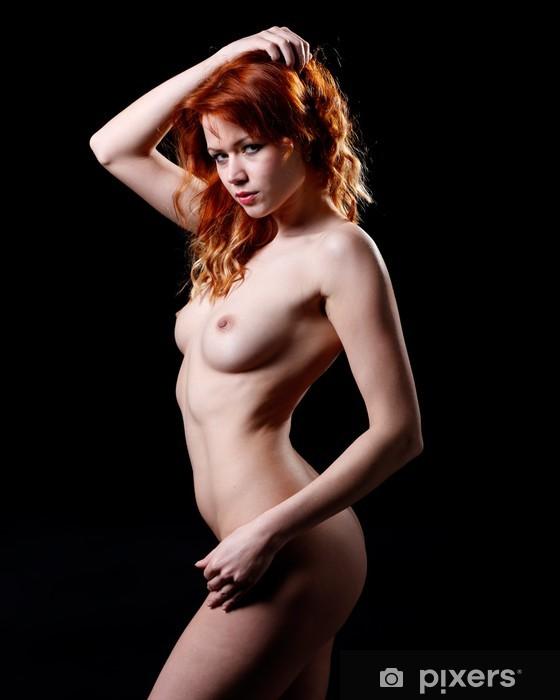 Krásné nahé ženské modely