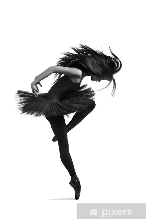 Vinyl Fotobehang De danser - Thema's
