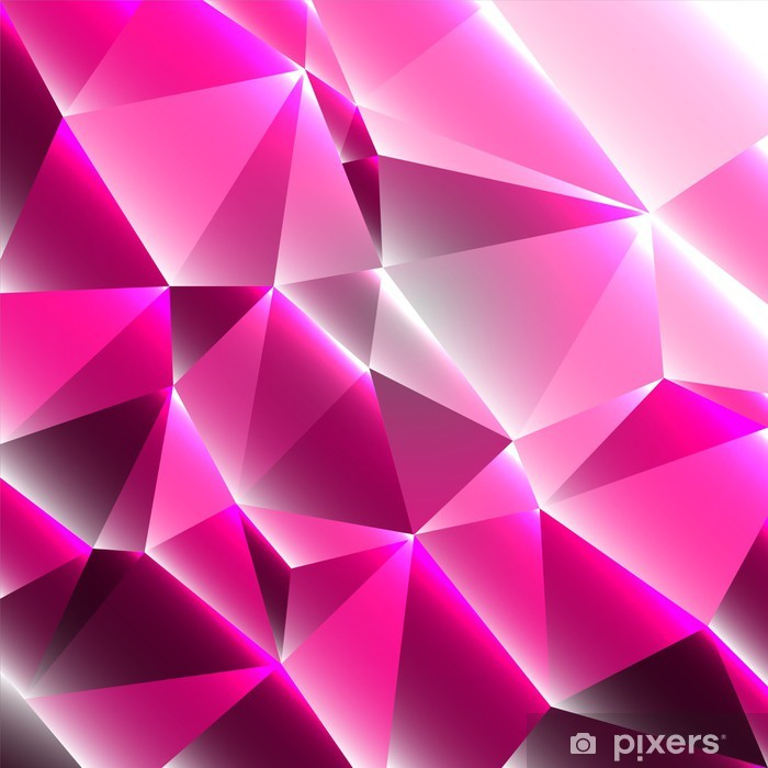 Pink Diamond Wallpaper: Shiny Pink Diamond Texture, Background Wall Mural €� Pixers