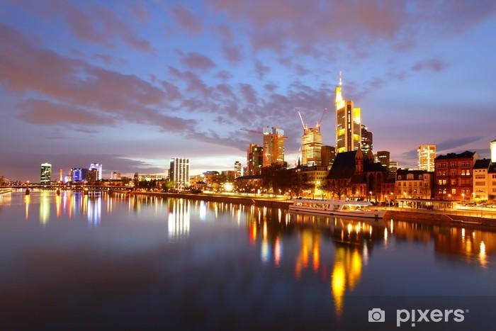 Fototapeta winylowa Frankfurt am Mine - Europa