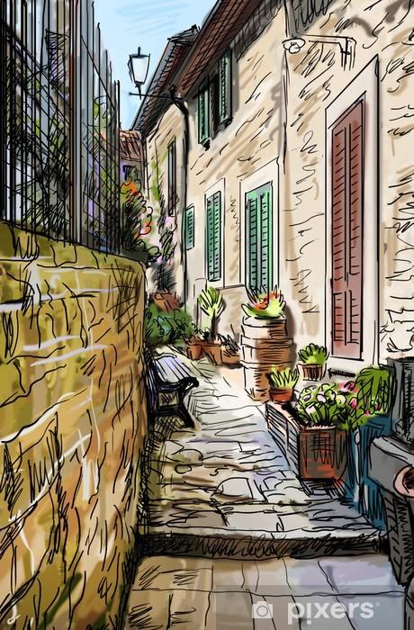 italiensk by