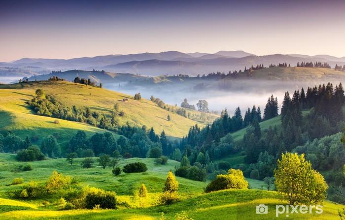 Vinilo Pixerstick Montaña - Temas