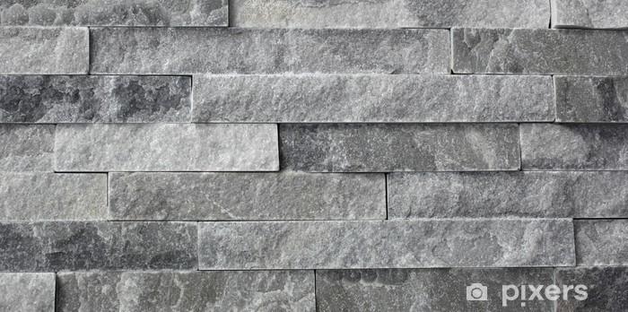 Aufkleber Naturstein Granit Stücke Fliesen Für Wand   Pixerstick