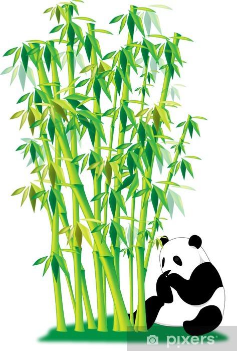 можно картинки с пандами и бамбуком нарисована оборудовали устройством