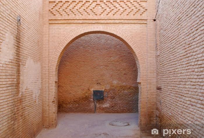 Nálepka Pixerstick Medina de Tozeur, Tunisie - Afrika