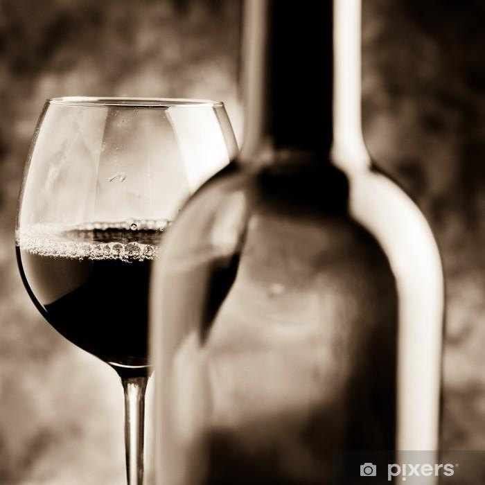 Zelfklevend Fotobehang Wijnproeverij - wijnproeverij - Thema's