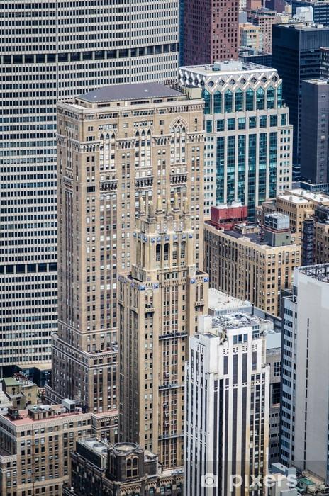 Papier peint vinyle Jungle urbaine de New York - Voyages