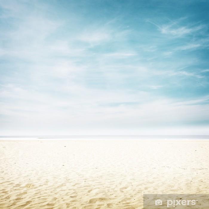 Naklejka Pixerstick Beach-40 - Tematy