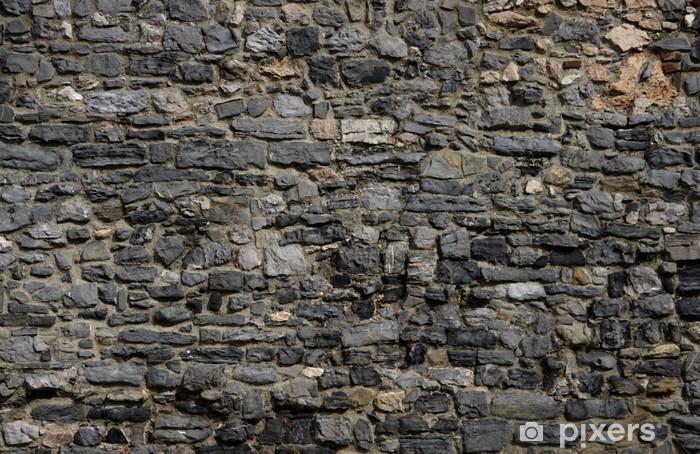 Fototapeta winylowa Ściana - Przemysł ciężki