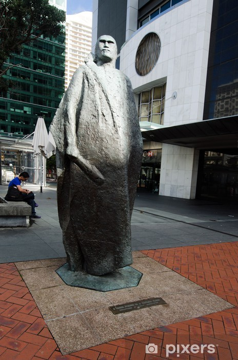 Fototapeta winylowa Auckland miasta - Oceania