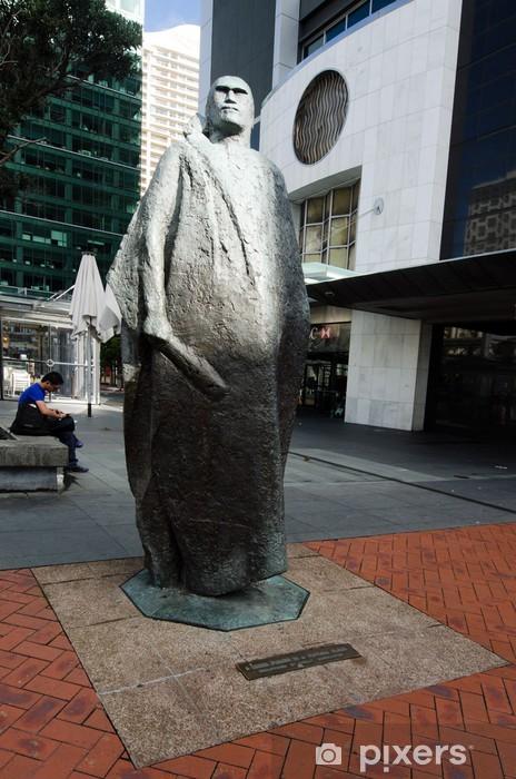 Naklejka Pixerstick Auckland miasta - Oceania
