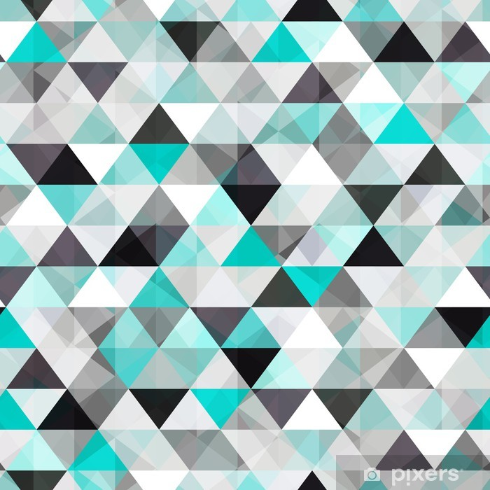 turquoise shiny vector background Vinyl Wall Mural - Styles