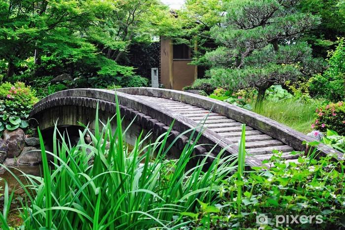 Naklejka Pixerstick Ogród japoński - Tematy
