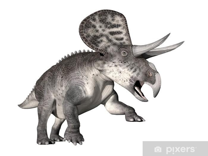 Papier Peint Zuniceratops Dinosaures 3d Pixers Nous Vivons