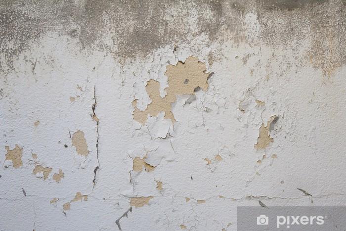 Carta da parati vecchio muro con vernice scrostata for Carta da parati muro