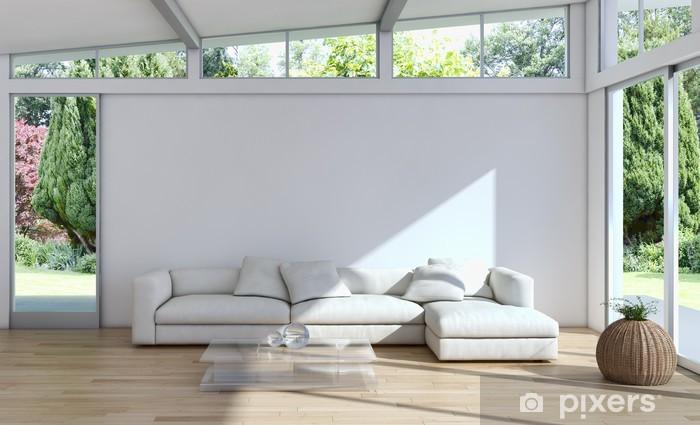 Fototapete Wohnzimmer • Pixers® - Wir leben, um zu verändern