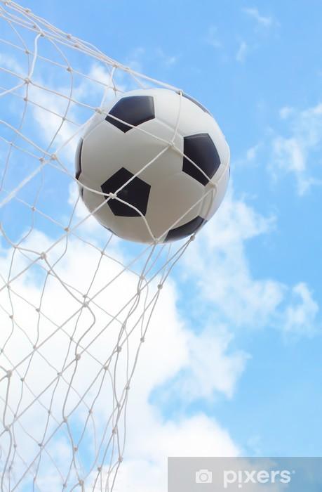 Fototapeta zmywalna Piłka nożna - Sporty drużynowe