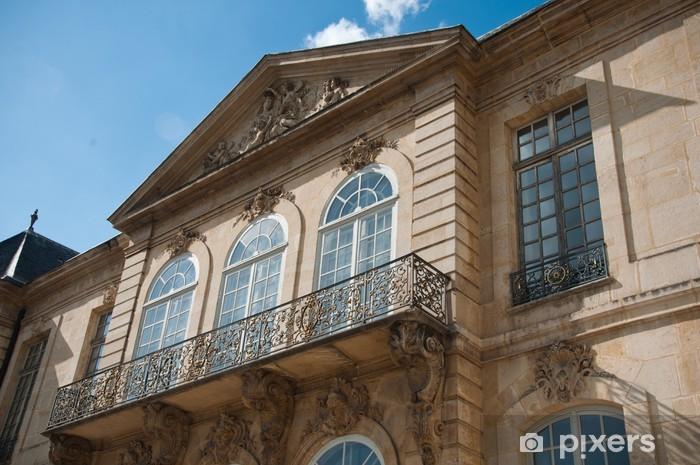 Vinylová fototapeta Rodin muzeum v Paříži - Vinylová fototapeta