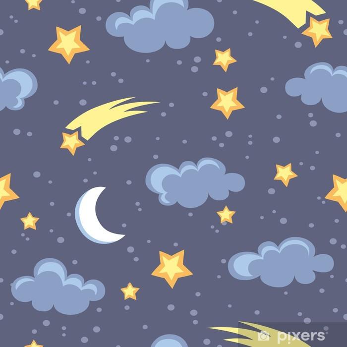 Poster Ciel nuit - Thèmes