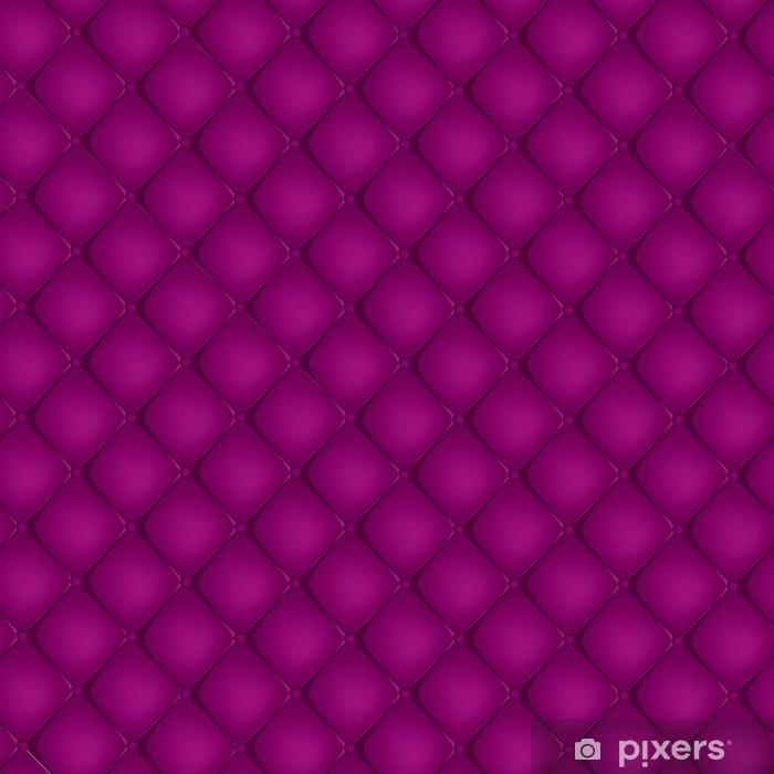 Vinilo Pixerstick Violet acolchado fondo - Estilos