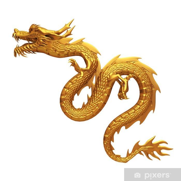 Golden dragon sticker new ergo infant insert