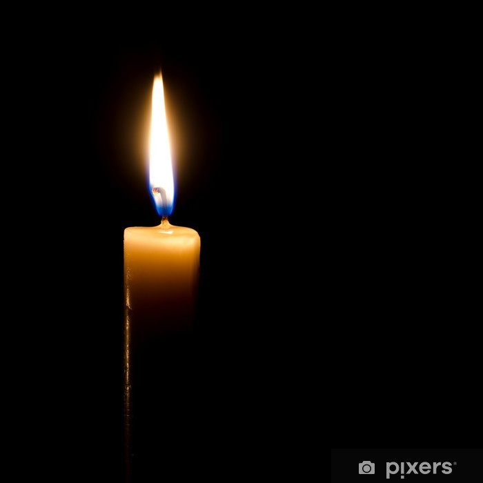 Fotomural Estándar Burning - Celebraciones internacionales