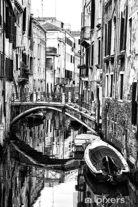 Fototapeta winylowa Wenecki kanał, Włochy - Tematy