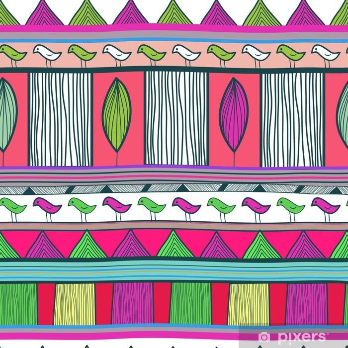 Plakát Tribal textury - Pozadí