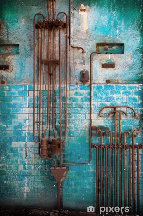 degrado industriale Vinyl Wall Mural - Styles