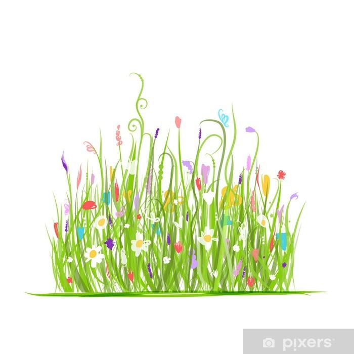 Carta Da Parati Prato.Carta Da Parati Prato Verde Per Il Vostro Disegno Pixers