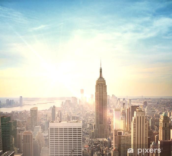 modern city Framed Poster - Themes